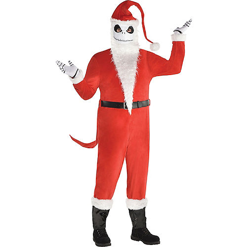 Mens Sandy Claws Costume Plus Size - The Nightmare Before Christmas