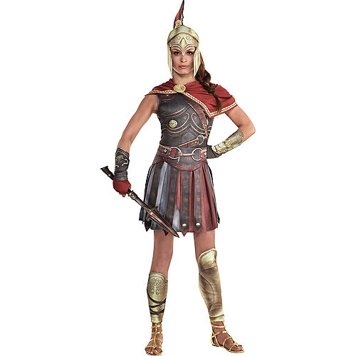 Adult Kassandra Costume - Assassin's Creed