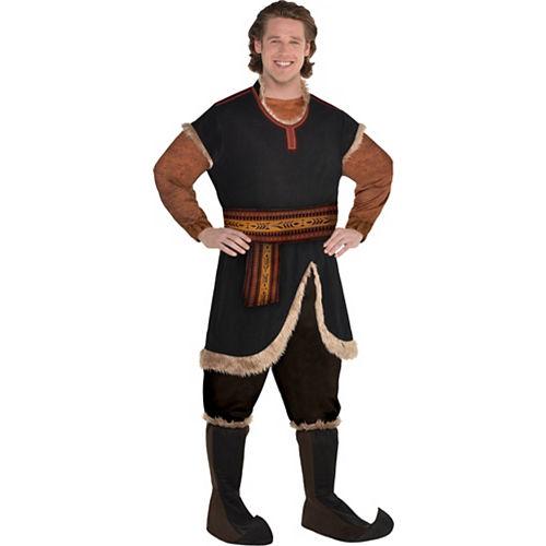 Adult Kristoff Costume Plus Size - Frozen 2