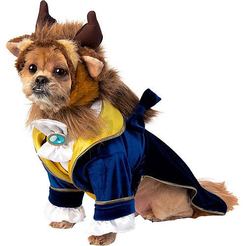 Beast Dog Costume - Beauty And The Beast