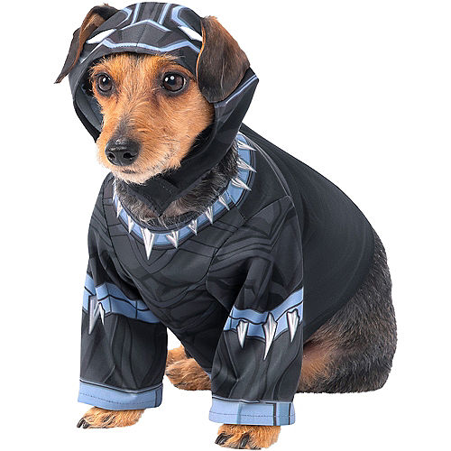 Black Panther Dog Costume