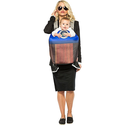 Secret Service & POTUS Parent & Baby Costume