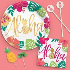 Aloha Theme Party