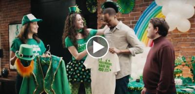 St. Patrick&#39's Day Commercial