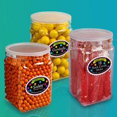 Candy Tubs Buy 1 Get 1 30% off