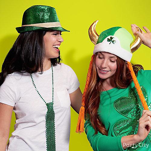 Funny St. Patricks Day Hats Idea