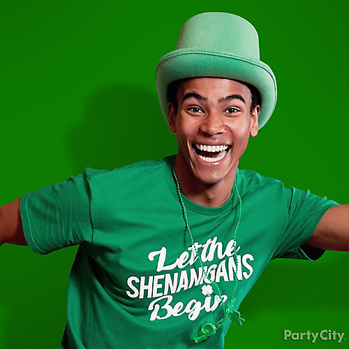 Funny St. Patricks Day T-Shirt Idea