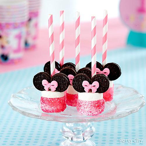 Minnie Marshmallow Treats