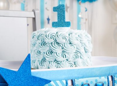 Twinkle Boy First Birthday Ideas